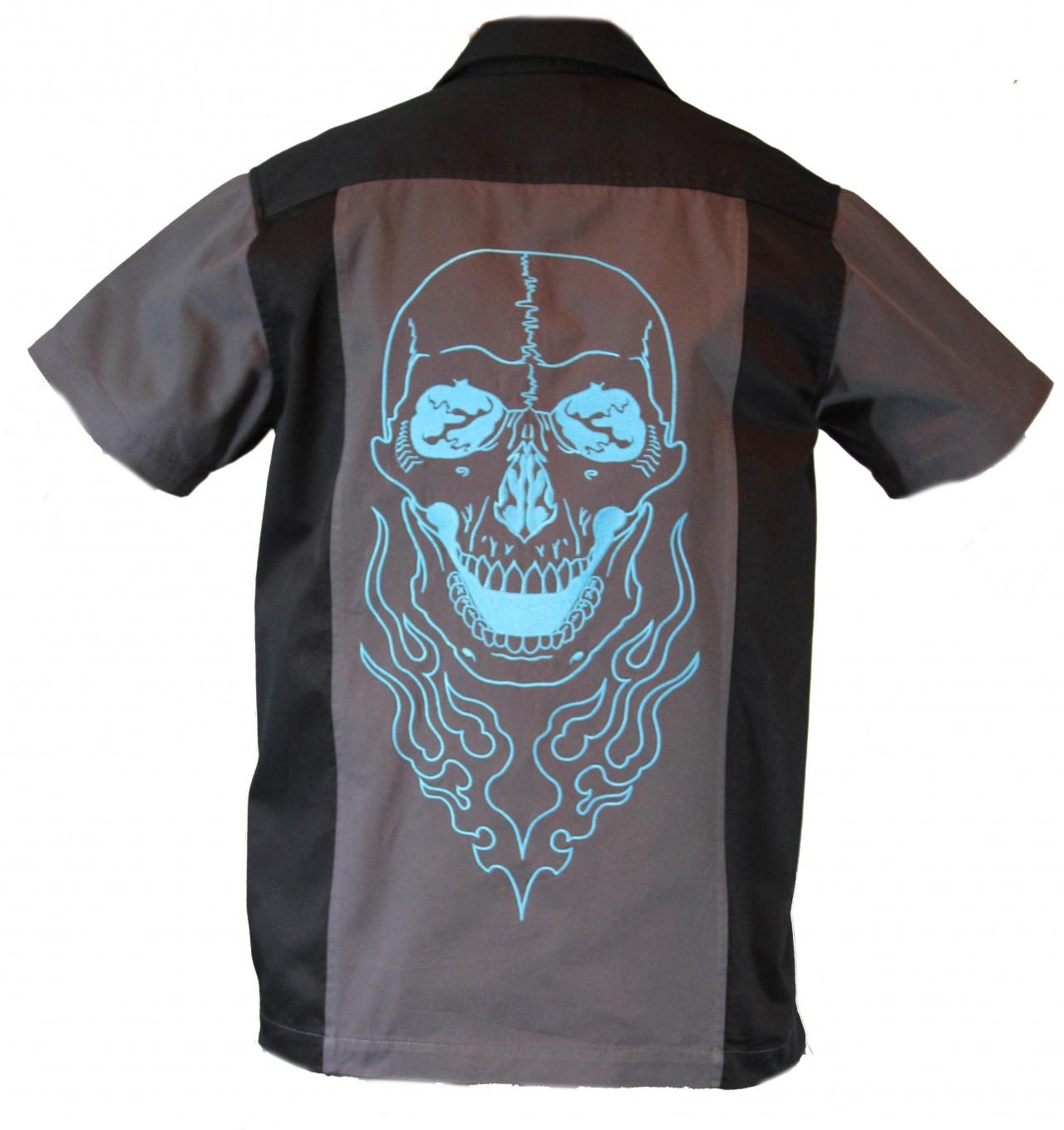 458b71b751b Skull Mechanic Shirt